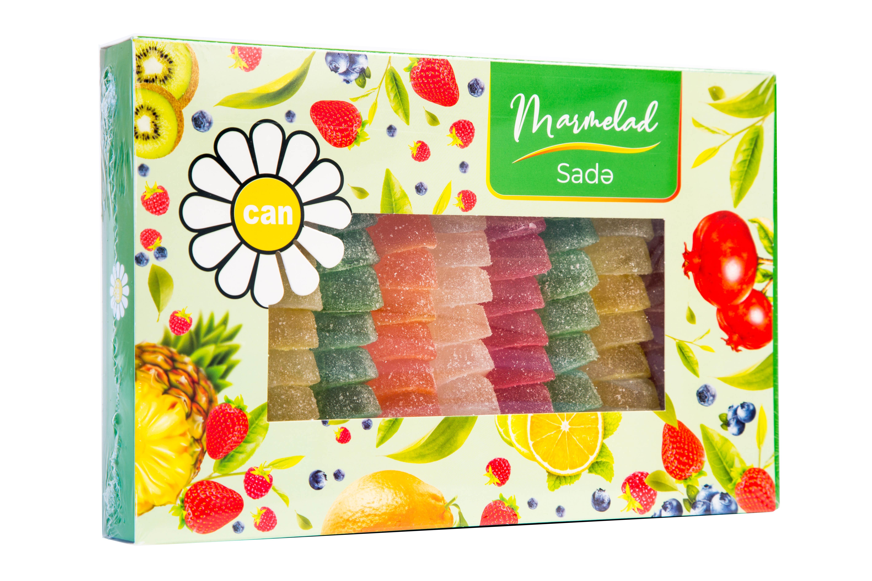 Sadə Marmelad 800 qr